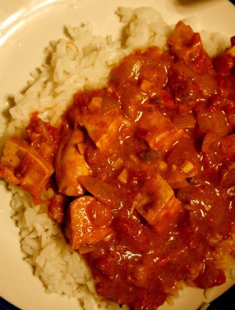 Pastor Ryan's Chicken Tikka Masala Recipe — Dishmaps