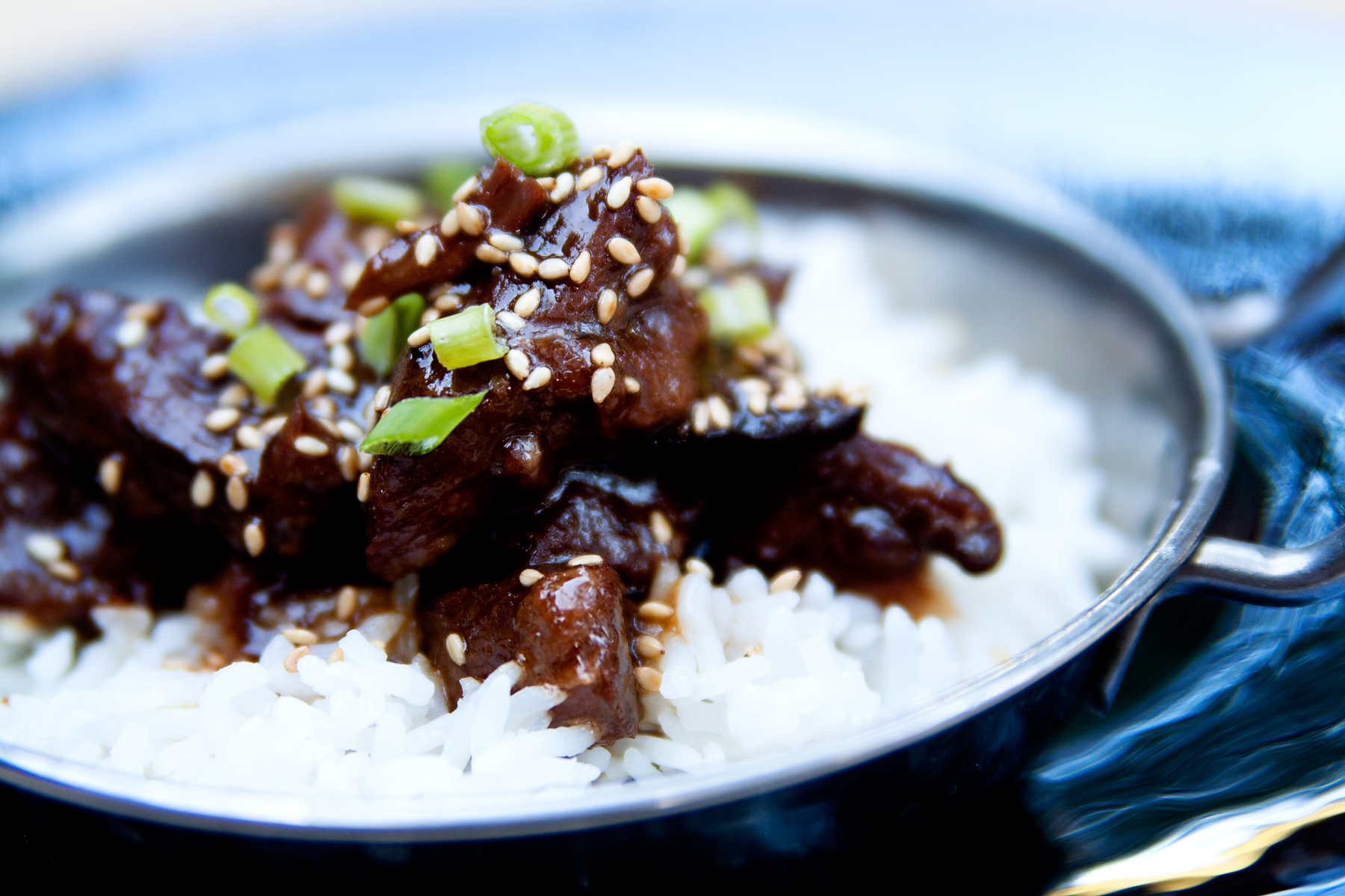 Kosher Crockpot Korean Beef Recipe